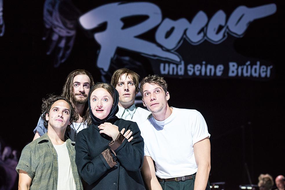Christian Weise Rocco und seine Brüder Weimar