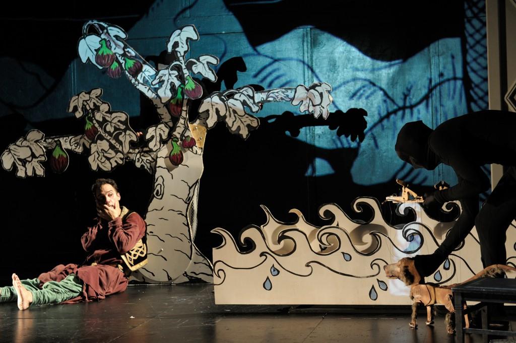 Christian Weise Der kleine Muck Maxim Gorki Theater Berlin