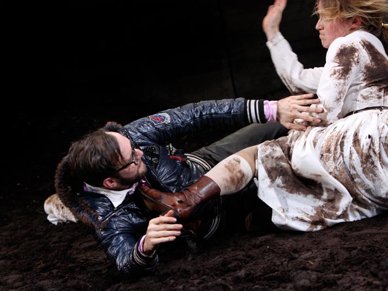 Regisseur Christian Weise Mass fuer Mass Stuttgart Shakespeare