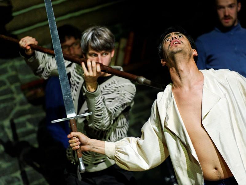Regisseur Christian Weise Die Nibelungen Stuttgart