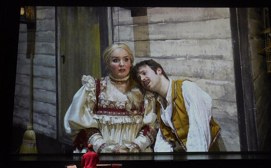 Christian Weise Platonow Platonov Theater Augsburg